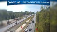 Chesapeake: I- - MM . - EB - IL PAST HIGH-RISE BRIDGE