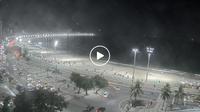 Rio de Janeiro › North-East: Copacabana Beach - Avenida Atlântica - Actuales
