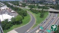 Jersey City > North: MM . Hudson County Extension Interchange A - NJ-/Bayonne Br (Bayonne) - Jour