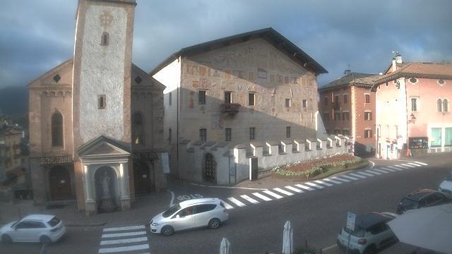 Webcam Cavalese: Val di Fiemme, Dolomiti