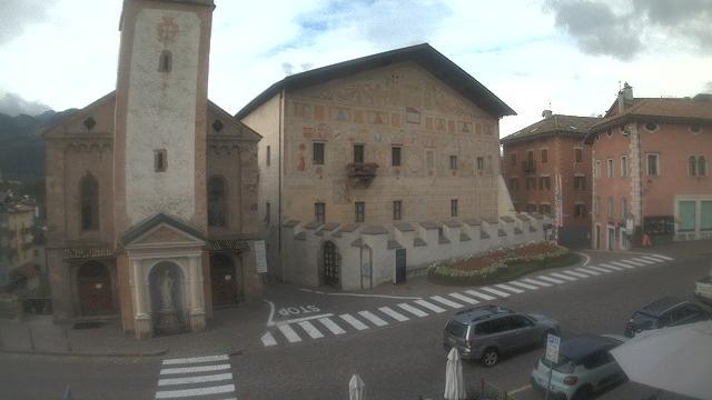 Webkamera Cavalese: Val di Fiemme, Dolomiti