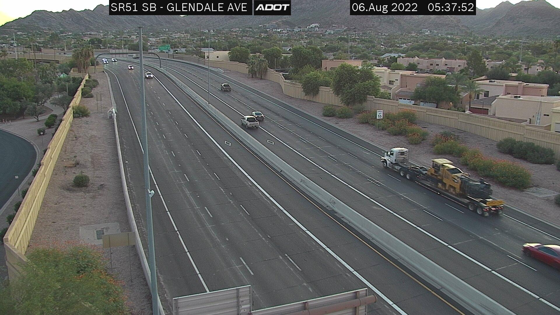 Webcam Estate Monterra: SR 51 South of Glendale