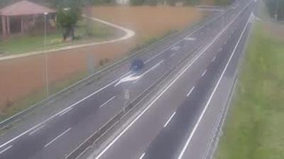 Daylight webcam view from San Martino: A13 − Ferrara Sud
