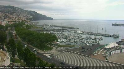 Daylight webcam view from Santa Luzia: Madeira Cam