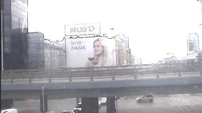Webcam Warsaw: JANA PAWŁA 2
