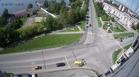 Nizhny Tagil: Нижний Тагил, развязка ул. Красногвардейская и ул. Заводская - Day time
