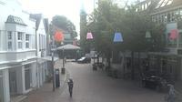 Lohne (Oldenburg): Blick auf die Marktstraße