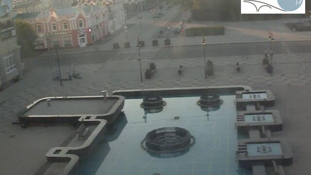 Webcam Затон: Саратов. Консерватория