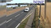 Dundee: Live A Longforgan traffic weather camera Perth and Kinross