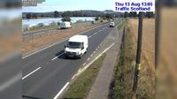 Dundee: Live A Longforgan traffic weather camera Perth and Kinross - Overdag