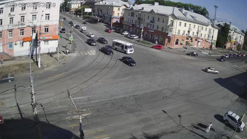 Webcam Нижний Тагил: ul. Tsiolkovskogo, 24