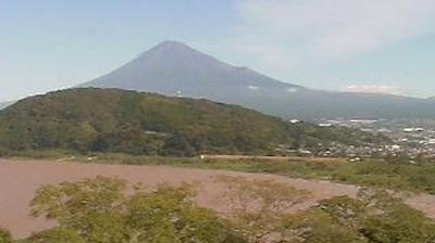 Webcam 岩淵: Fujikawa − Mt Fuji