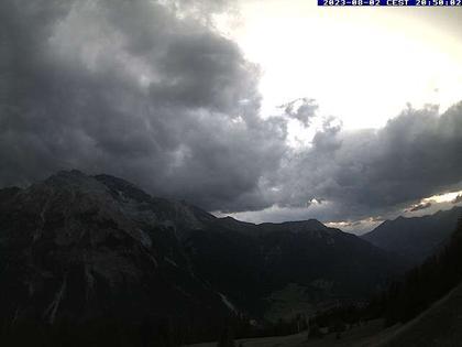 Bergün: Schneesportgebiet Darlux