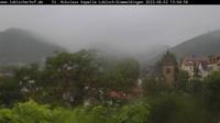 Gimmeldingen: St.-Nikolaus Kapelle, Lobloch - Overdag