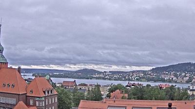 Vignette de Östersund webcam à 9:16, oct. 26