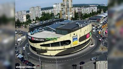Оболонь: метро Героев Днепра