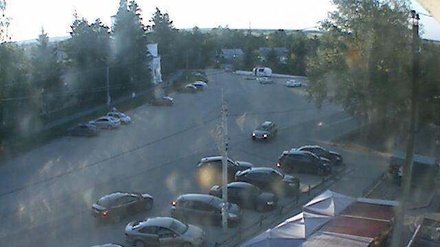 Webcam Solotcha: поселок