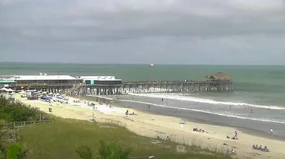 Webcam Cocoa Beach: Cocoa Beach Pier