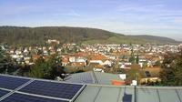 Bad Bergzaben › South: Rheinland-Pfalz - Sky - Dia