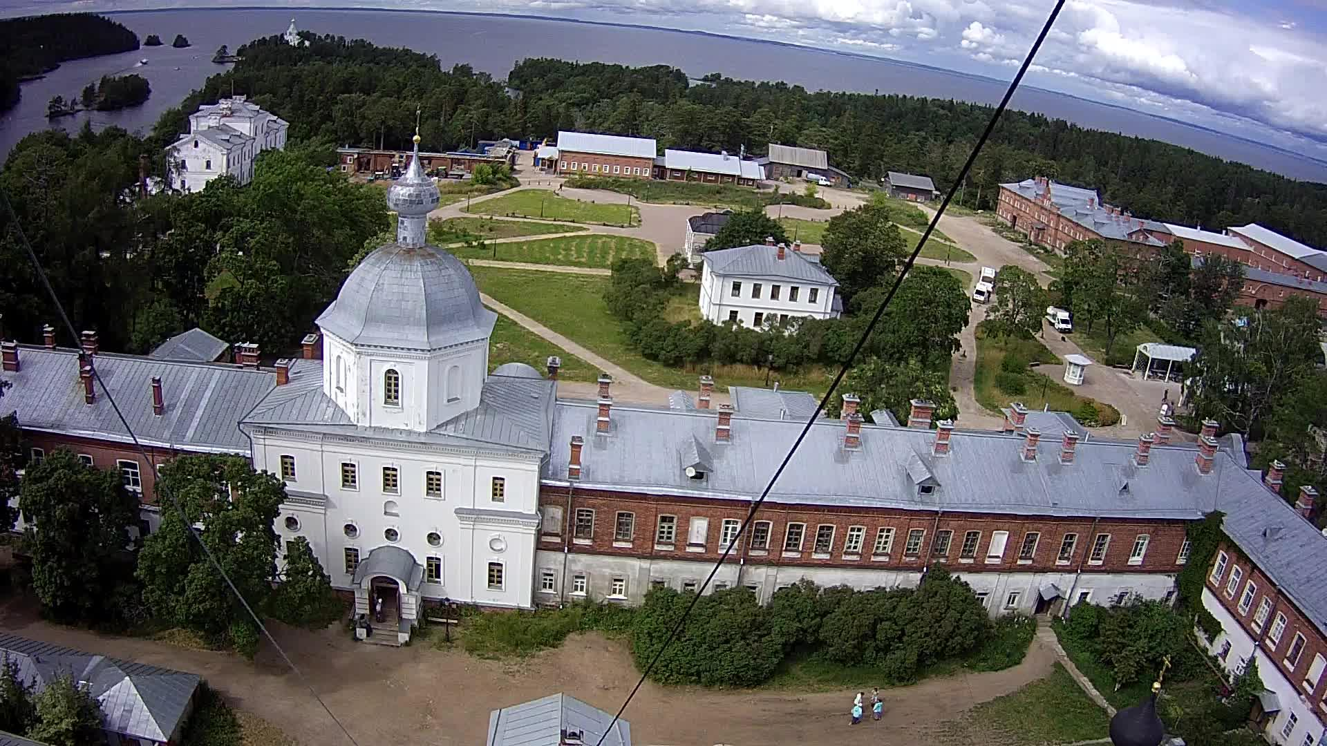 Webcam Valaam › North: Карелия