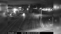 Abbotsford > West: , Hwy  at Clearbrook Rd, looking west - Actual