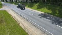Zielianievicki sielski Saviet: Zinovichi R . km - El día