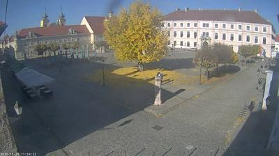 Vue webcam de jour à partir de Osijek: City District