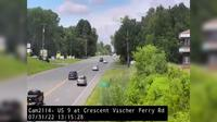 Halfmoon › West: US  at Crescent Vischer Ferry Road - Overdag
