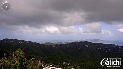 Tageslicht webcam ansicht von Coral Bay: Picture Point Saint John Island Picture _ Point