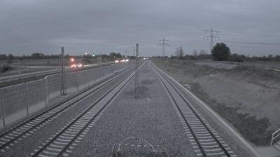 Bietigheim › Nord-est: Tunnel Rastatt
