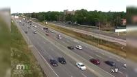 Bloomington: I- EB @ th Ave - Day time