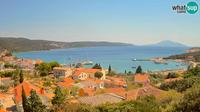 Martinscica: panoramic view Island of Cres - Day time