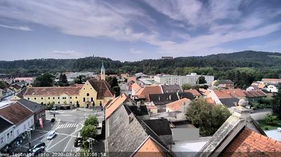 Vista de cámara web de luz diurna desde Leibnitz, Styria