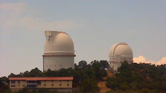 Webcam Fort Davis