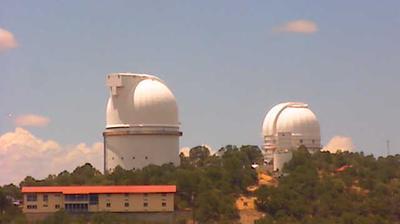 Tageslicht webcam ansicht von Fort Davis