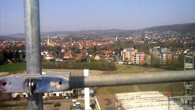 Webkamera Brake (Lemgo): Lemgo, Stadtüberblick