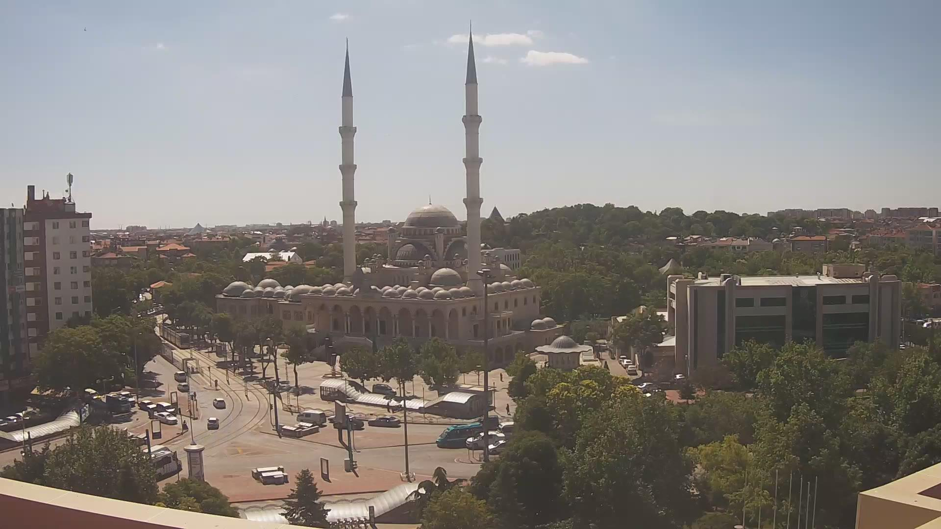 Webkamera Konya: hacıveyiszade cami