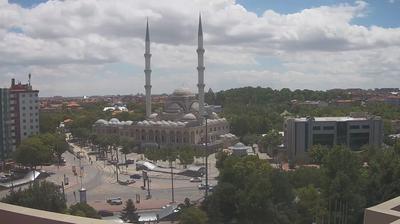 Vue webcam de jour à partir de Konya: hacıveyiszade cami