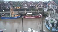 Neuharlingersiel: Livespotting - Hafen West - Actual
