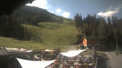 Skilift La Fouly