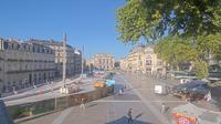 Montpellier: Place de la Comédie - Actuales