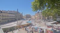 Montpellier: Place de la Comédie - Dagtid