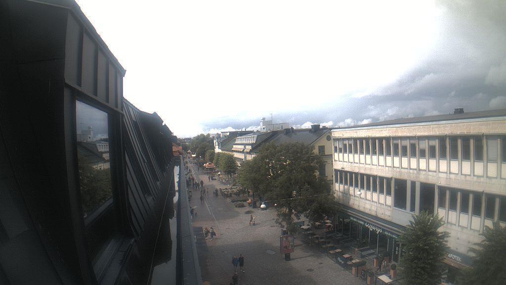Webcam Vaxjo: Linnégallerian