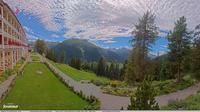 Davos: Schatzalp Panorama Hotel - Dagtid