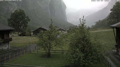 Lauterbrunnen: Stechelberg