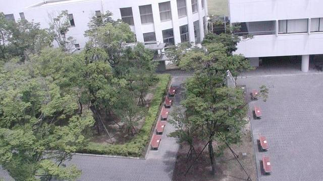 Webcam Osaka: University of Pharmaceutical Sciences