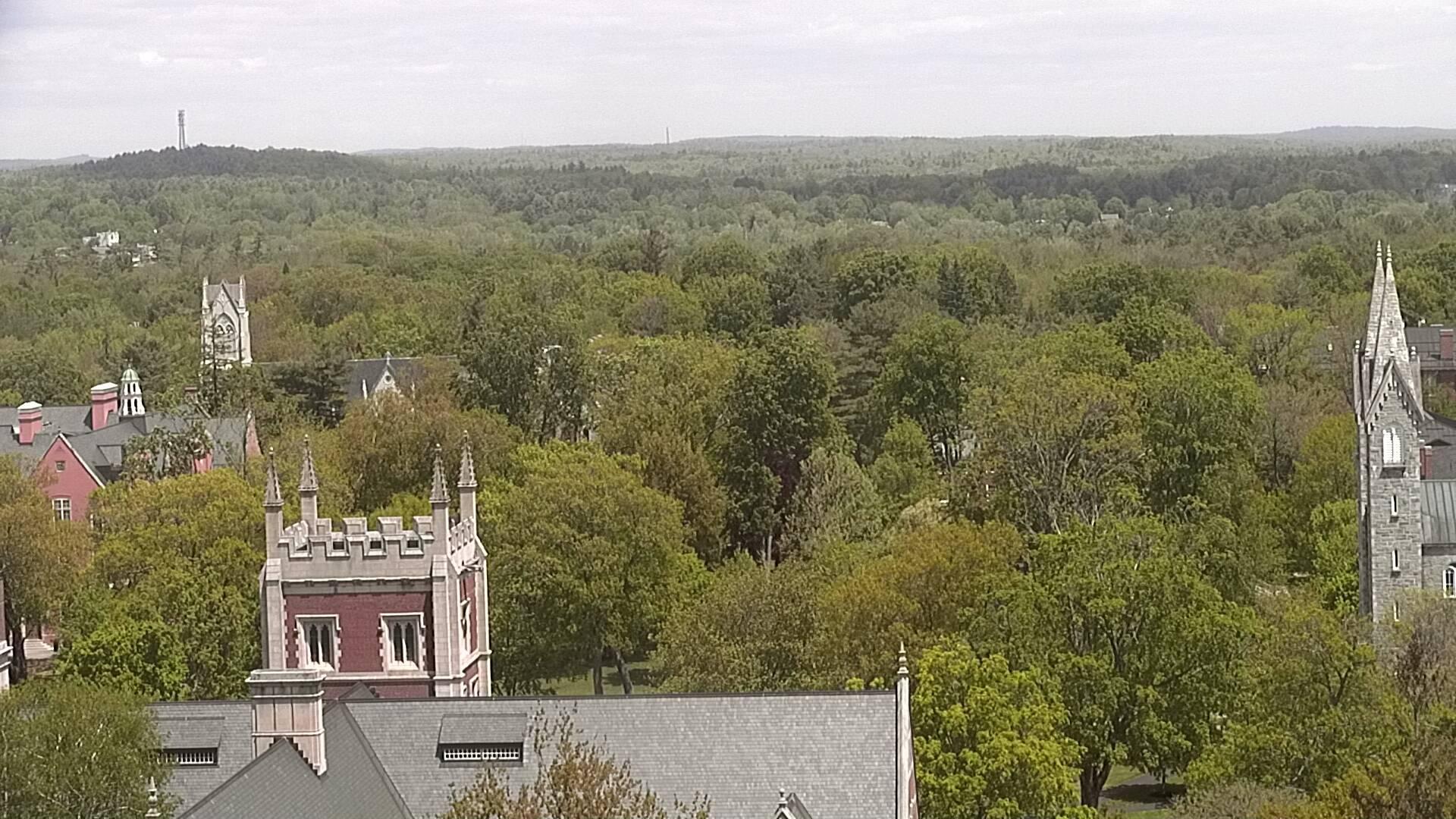 Webcam Brunswick: Bowdoin College