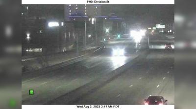 Thumbnail of Spokane webcam at 10:06, Jun 24