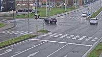 Ostrava: ?eskobratrsk� - Pod?bradova, sm?r Fifejdy - Overdag