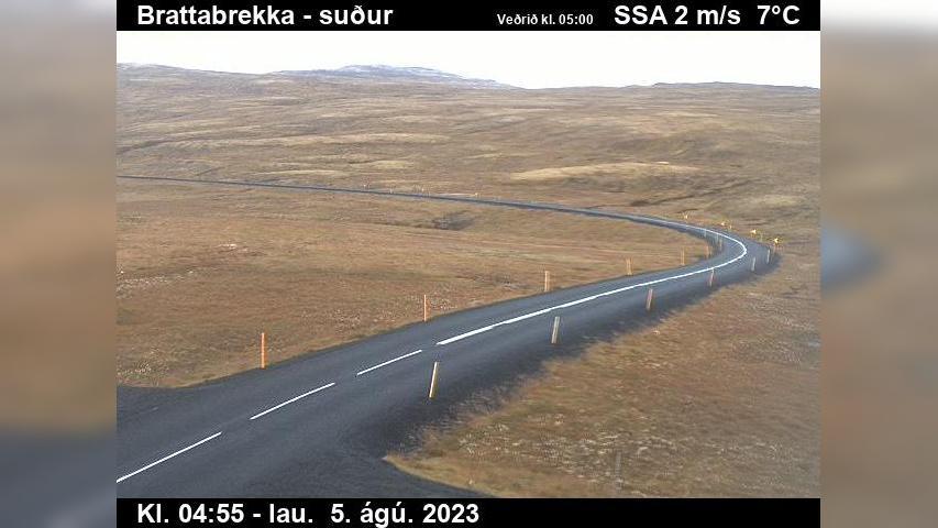 Webcam Isafjordur: Búlandshöfði